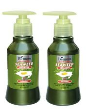 2X150 ml Bio-Woman Seaweed Severely Treatment Serum For Damaged Hair Leave in