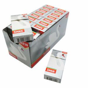 10 PACK NEW SWAN ULTRA SLIM FILTERS 126 PRE CUT FILTER TIPS pack of 5.10.20
