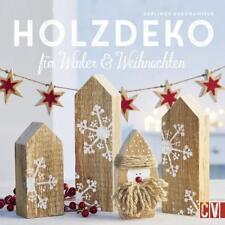Holzdeko für Winter & Weihnachten von Gerlinde Auenhammer (2015, Gebundene Ausgabe)