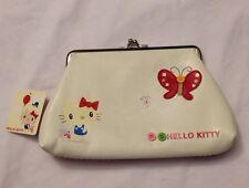 Hello Kitty Purse Wallet RARE NWT Sanrio