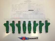 TRE 42lb Fuel Injectors Fit Bosch Chevy Ford Racing LS1 LT1 LSX 5.0L EV1 440cc 8
