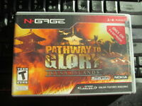 Pathway to Glory-Ikusa Islands--N-Gage New! - US / NA version
