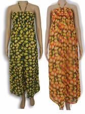 Chiffon Summer Midi Dresses for Women