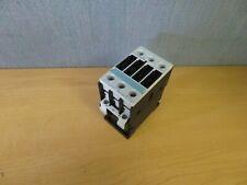 Siemens 3RT1026-1A..0 Contactor Max 20HP 35A 600V Coil 110/120VAC (16894)