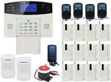 T50 GSM Voice Wireless DIY Home/Office Alarm Burglar Security System Auto Dialer