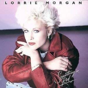 Something in Red by Lorrie Morgan (CD, Apr-1991, RCA)