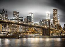 1000 TEILE PUZZLE, New York Skyline , CLEMENTONI 39366