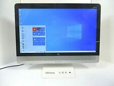 HP Envy 23-o014 Touch AIO PC Core i5-4570T 2.90GHz 8GB 500GB / White / Win 10