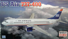 1/144 Scale Minicraft Models 'US Air 737-400' Kit #14640