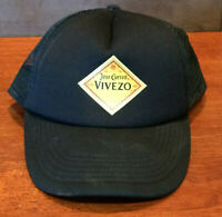 Rare Jose Cuervo Vivezo Tequila Basball Hat Cap One Size Fits All