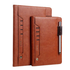 """For Apple iPad Pro 10.5""""/ 9.7"""" 2017 Smart Leather Case Card Folio Stand Cover"""