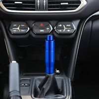 Car Gear Shifter Modification Auto Shift Knob with Push Button Universal R8U7