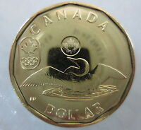 CANADA 2012 OLYMPIC LUCKY LOONIE UNCIRCULATED COIN FROM MINT ROLL