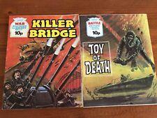 battle picture library comics