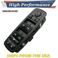 Drivers Side Left Master Window Switch Fit For 2013-2016 Chrysler Dodge Cherokee