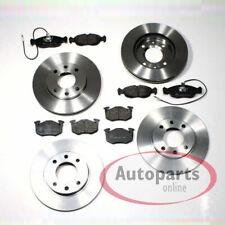 Peugeot 206 - Bremsen Bremsscheiben Set Bremsbeläge für vorne hinten
