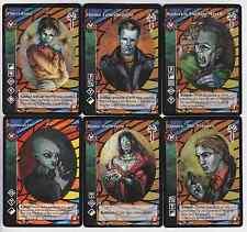 Kiasyd Crypt Lot G3/G4 6x Vampires Mixed Heirs to the Blood/LoB V:TES VTES