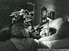 """JEAN-CHARLES VAN HALL """"L'ARBRE ET LE PETIT GARCON"""" MAURICE CHATEAU PHOTO TV CM"""
