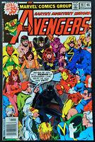 Avengers #181 VF 8.0 1st Scott Lang (became Ant-Man) Bronze Age Beauty