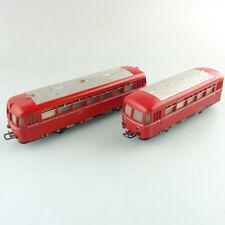 Märklin H0 Schienenbus mit Anhänger für ohne OVP #313