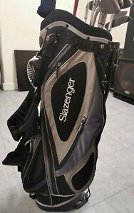 Pinseeker Varied Golf Set (12-piece) and Slazenger Bag - 209529/LK