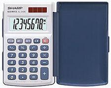 Sharp Pocket Solar Office Equipment
