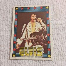 1978 Monty Gum - ELVIS PRESLEY - Club Card From Holland - (Blank Back) - Card 24
