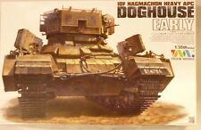 Tiger Models 1/35 Idf Nagmachon Israel Defense Forces Doghouse Early Apc Model K
