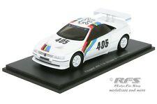 Peugeot 405 T16 - Präsentation Gr. S - Rallye  Gruppe S - 1:43 Spark 4875