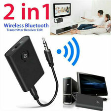 Wireless Bluetooth 5.0 Transmitter And Receiver Audio 3.5mm Jack Aux Adapter