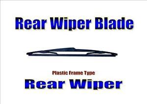 Rear Wiper Blade Back Windscreen Wiper For Lexus RX 300 330 350 400h 2003-2008
