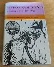 The Diary of Anais Nin, vol 6 (1st ed, hardcover)