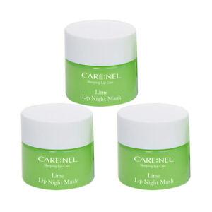CARENEL Lime Lip Sleeping Mask 5g 3pcs