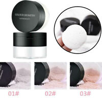 Color Face Powder Setting Miracle Mattifying Oil Control with Beauty Cosmetic