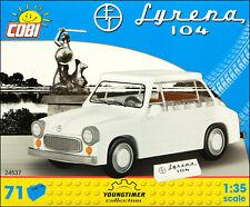 COBI Syrena 104 (24537) - 71 elem. - Polish passenger car