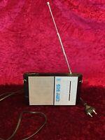 Transistor Radio ITT TINY 503 MW KW UKW 1988/89 Sammlerstück #1027