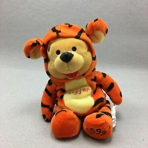 Winnie The Pooh Plush Stuffed Animal Toy Walt Disney Tigger Costume B1