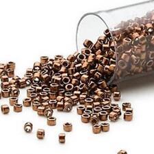 Copper Jewellery Making Beads Tube