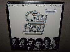 CITY BOY Book Early RARE FACTORY SEALED New Vinyl LP 1978 SRM-1-3737 CutOut