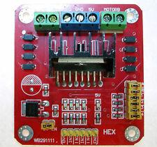 ARDUINO RASPBERRY PI PIC L298N Motor Stepper Controller Module Shield
