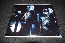 """MARK & MICHAEL POLISH signed Autogramme auf 20x25 cm """"HELLRAISER"""" Foto InPerson"""