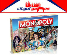 One Piece Monopoly Board Game Brand New Pre Order
