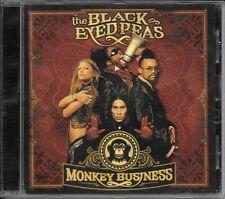 CD ALBUM 16 TITRES--THE BLACK EYED PEAS--MONKEY BUSINESS--2005