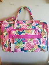 Vera Bradley  Weekender Travel Bag in Superblooms