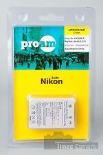 ProAm PA-ENEL5 EN-EL5, CP1 Battery for Nikon Coolpix 3700 4200 5200 7900 P3 P100