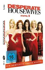 Desperate Housewives - Die komplette 5. Staffel (2010)
