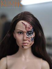 Kumik CG CY Girl Female Head #15-27 1/6 fit for Phicen body