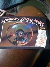 INVADERS FROM MARS 2010 BREYGENT  POSTER OVERSIZE CARD #PROMO