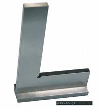 Précision Angle angle Angle de contrôle INOX 250 x 165 mm DIN 875/1