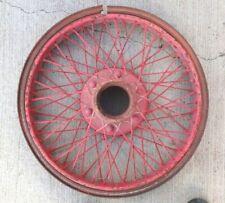 HOUK 23 inch WIRE SPOKE WHEEL w/ LOCK RING Original Vintage Accessory